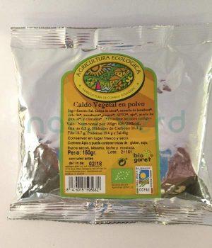 Comprar Online Caldo Vegetal Polvo