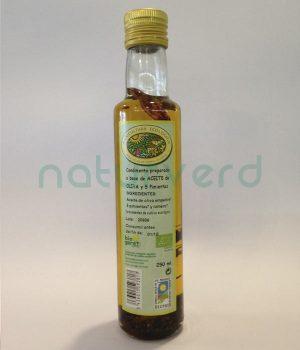 Comprar Online Aceite 5 Pimientas