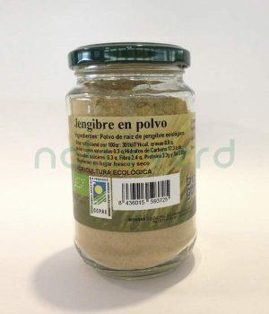 Comprar Online Jengibre Polvo