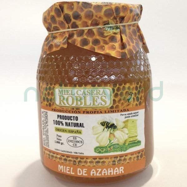 Comprar Online Miel Azahar Natural