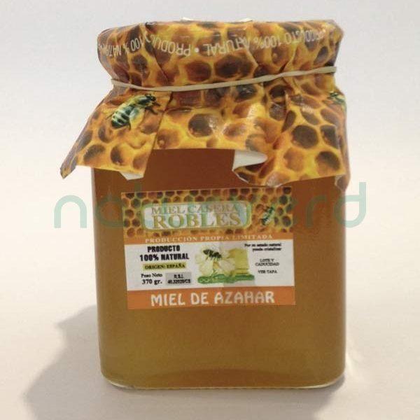 Comprar Online Miel Azahar Robles Natural