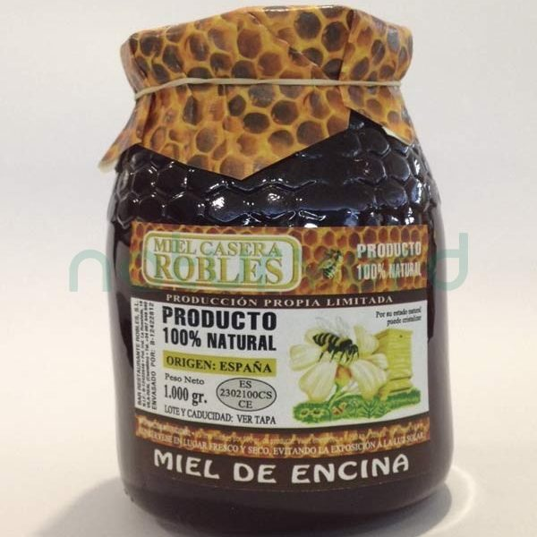 Comprar Online Miel Encina Natural