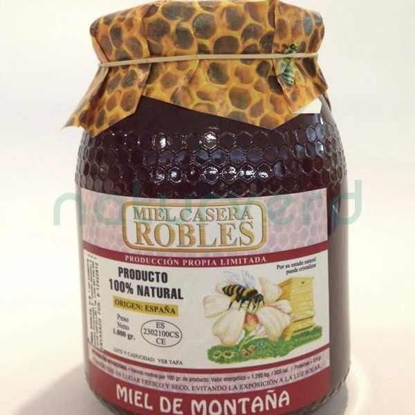 Comprar Online Miel Montana Natural