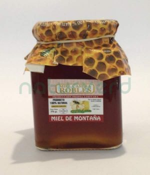 Comprar Online Miel Montana Robles Natural